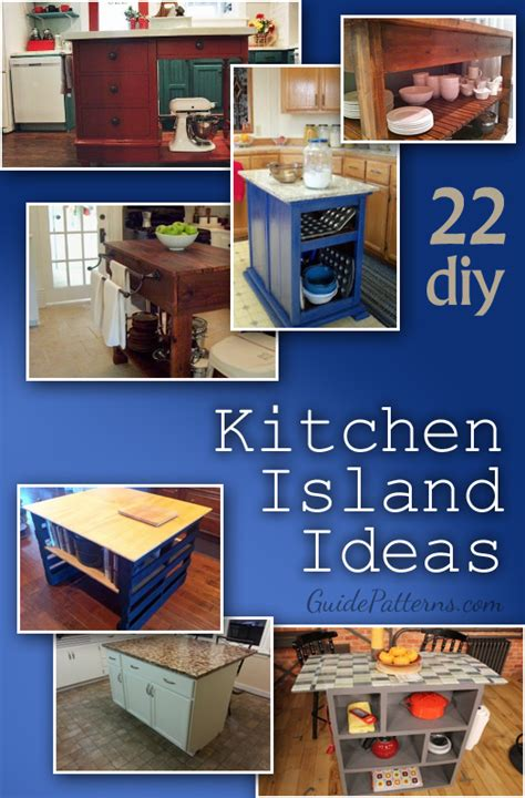 different ideas diy kitchen island 22 unique diy kitchen island ideas guide patterns
