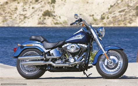 Harley Davidson Boy Wallpapers by Harley Davidson Softail Boy Wallpaper 809233