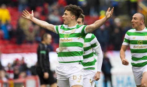 He was snapped up from celtic during the summer of 2019, with arsenal. Kieran Tierney the hero as Celtic sink Aberdeen at ...