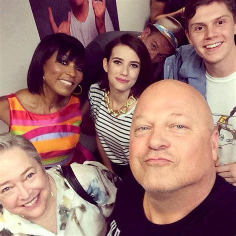 AHS: Freak Show Already Gave Emma Roberts Nightmares - E ...