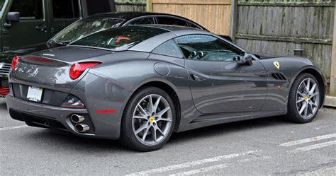 File:2014 Ferrari California (grey), rear right.jpg ...