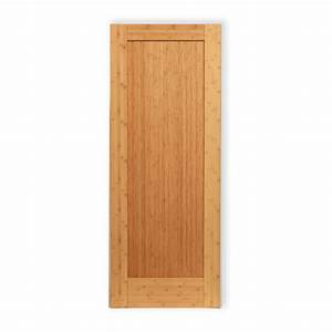 1 Panel Shaker- Bamboo – 11S Craftwood Products for