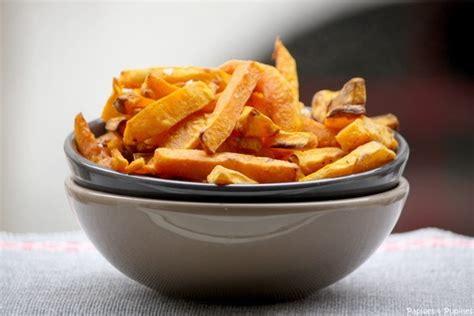 cuisiner avec actifry frites de potimarron et butternut aux épices douces