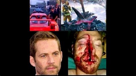 Pictures: Paul Walker Face After Accident, - best games