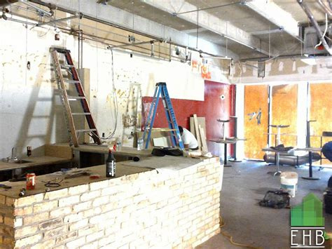 commercial construction restaurant construction