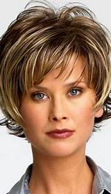 2015 short hairstyles for women over 40