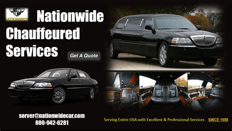 Limo Car Service Near Me by Airport Car Service Near Me Nationwidecar