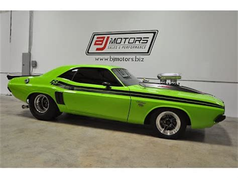 1960's 1970's Muscle Carsfor Sale 1970 Dodge Challenger