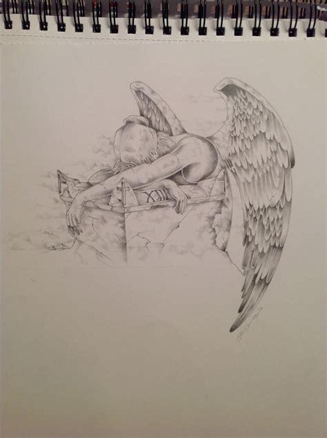 Crying Angel Tattoos Designs  Wwwpixsharkcom Images