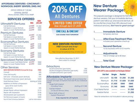 denture care center norwood  dentist