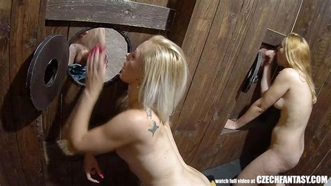 Real Public Glory Hole Sex House 4tube