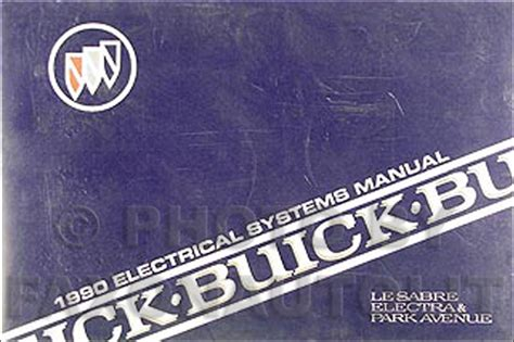 auto repair manual online 1990 buick electra free book repair manuals 1990 buick lesabre electra park ave electrical troubleshooting manual