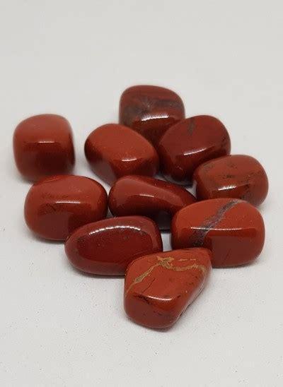 Sarkanā Jašma (sīks akmens) 10 gabali