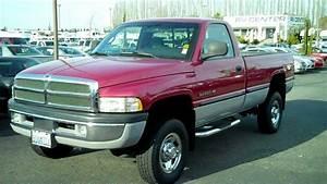 1999 Dodge 3500 Dually Specs