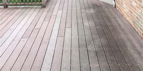 trex decking problems disadvantages  composite decking