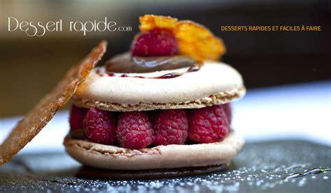 recette de dessert simple dessert rapide facile 224 faire recette de desserts