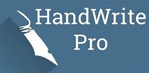 Handwrite Pro Note  U0026 Draw