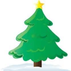 Christmas Tree Star Clip Art Free