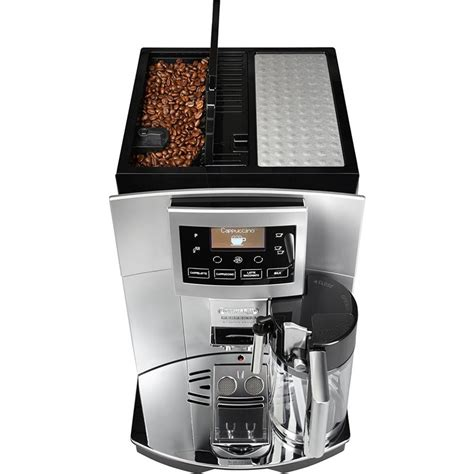 delonghi perfecta cappuccino mahlwerk delonghi esam 5600 perfecta cappuccino graphic touch espresso coffee genuine new ebay