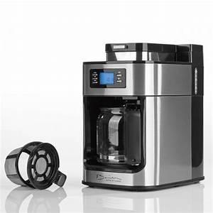 Kaffeeautomat Mit Mahlwerk : barista kaffeeautomat 1050 w edelstahl mit integriertem mahlwerk maxx ~ Buech-reservation.com Haus und Dekorationen