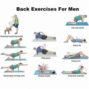 best exercises for lower back pain relief