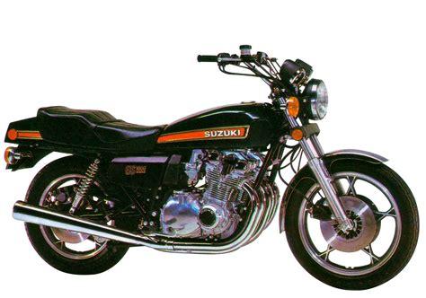 Gs1000 Suzuki by Suzuki S Litre Bike The Gs1000 Engine Stripped
