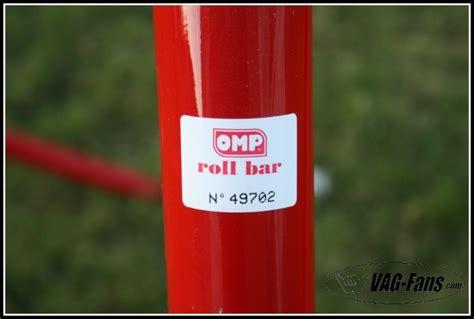 Omp Full Form by Volkswagen Golf 2 Gt