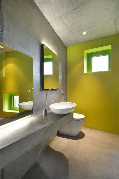 amazing concrete bathroom designs