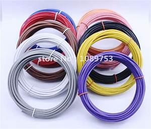 5 Meters 24awg Ul1007 Electronic Wire 1 4mm Pvc Electronic