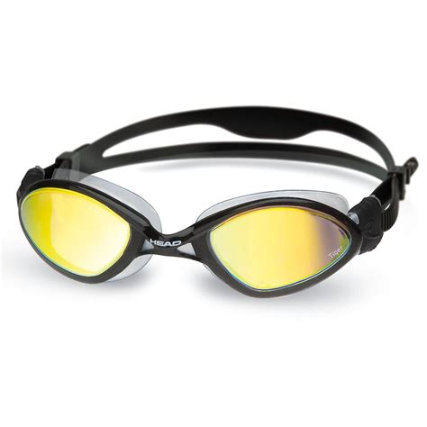 Head Tiger Mirrored LiquidSkin Swimming Goggles