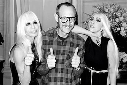 Versace Donatella Famous Gaga Designers Lady Terry