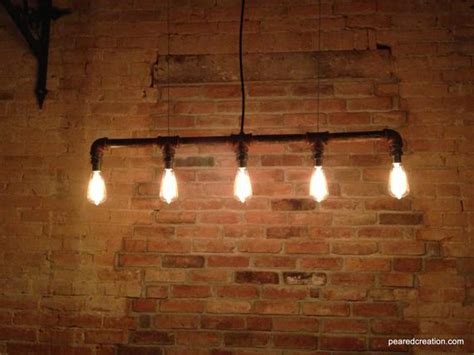 Industrial Lighting Chandelier Steampunk Furniture