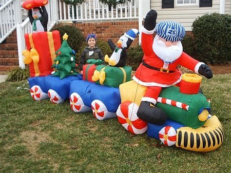 inflatable christmas decorations home design tips