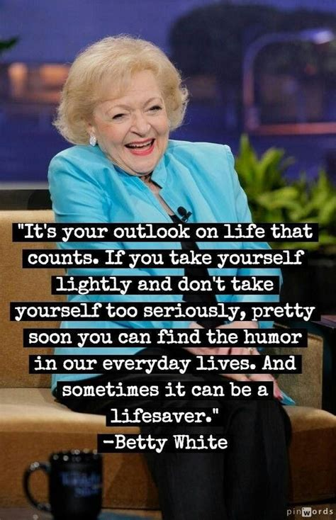 betty white quotes quotesgram