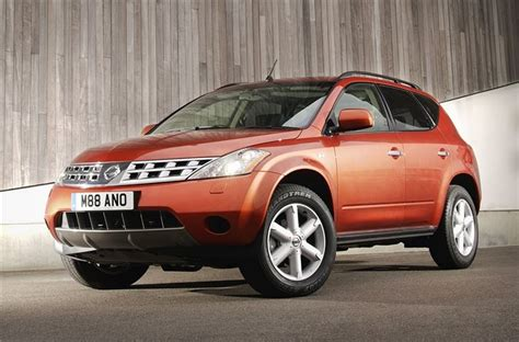 2005 Nissan Murano Reviews by Nissan Murano 2005 Car Review Honest