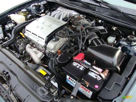 1997 Lexus Es 300 3.0 Liter Dohc 24 Valve V6 Engine Photo