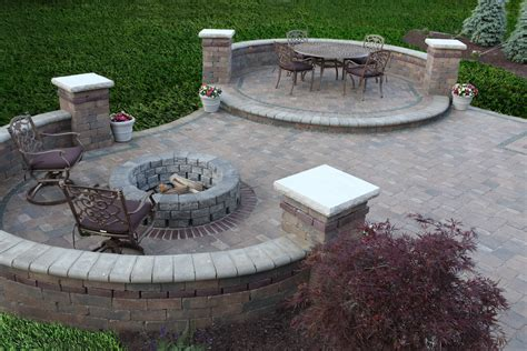 Baron Landscaping Outdoor Fireplace Contractor