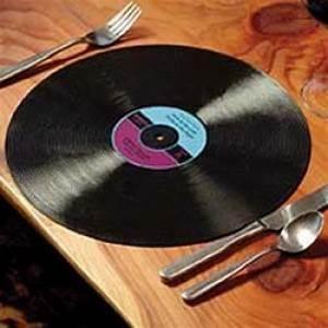 Sets De Table Originaux : set de table vinyle ~ Voncanada.com Idées de Décoration