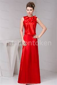 Gorgeous Photos of Red Wedding Guest Dresses | Cherry Marry