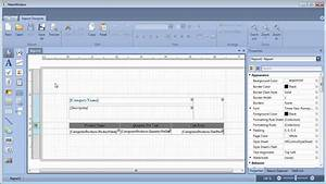 DevExpress WPF Reports: End-User Designer Overview - YouTube