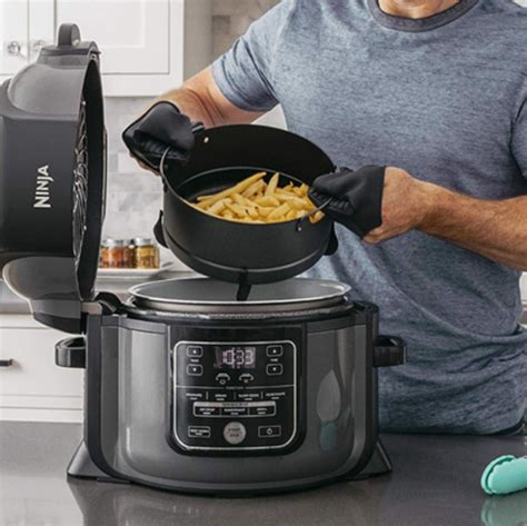 fryer air pot instant cooker pressure ninja combo cooking ditching shoppers woot credit