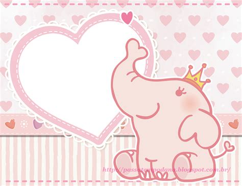Tarjetas Baby Shower Varon Elefante Baby Shower Ideas