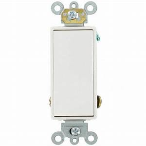 Hardwired Paddle Wall Switch