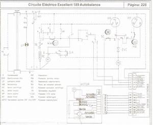 Drean Circuito Electrico Drean Excellente 189 Autobalance