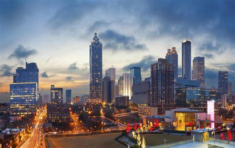 Atlanta City in Georgia - Travelling Moods