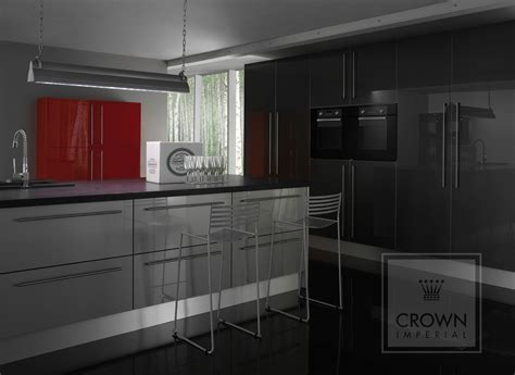 High Gloss   Cherish Kitchens   Towcester, Northamptonshire