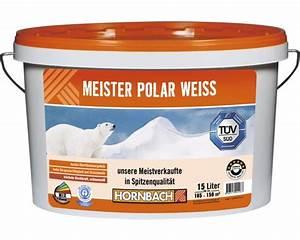 Keller Wandfarbe Atmungsaktiv : wandfarbe meister polarwei 15 l jetzt kaufen bei hornbach sterreich ~ A.2002-acura-tl-radio.info Haus und Dekorationen