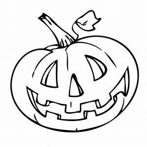Tipica Calabaza Halloween - Dibujalia - Dibujos para ...