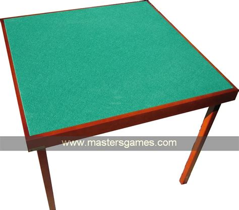 felt top card table playing card tables mats
