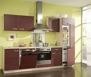 cuisine verte et marron pas cher sur cuisinelareduccom With cuisine verte et marron